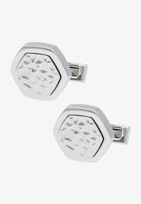 DAVIDOFF - TRACES - Cufflinks - silver coloured - 0