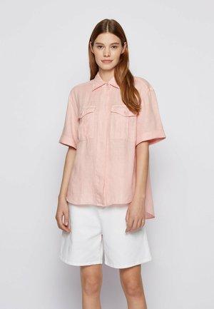 C_BAWAKINE - Button-down blouse - pink