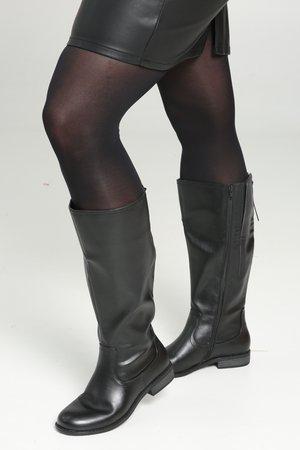 MIT REISSVERSCHLUSS - Boots - mottled brown