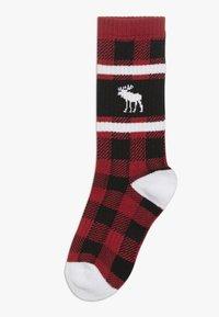 Abercrombie & Fitch - XMAS  3 PACK - Ponožky - multicoloured - 1