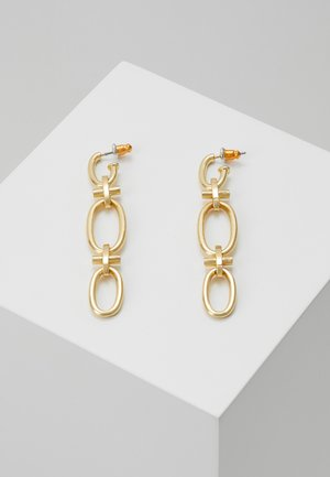 EARRINGS WISDOM - Kolczyki - gold-coloured