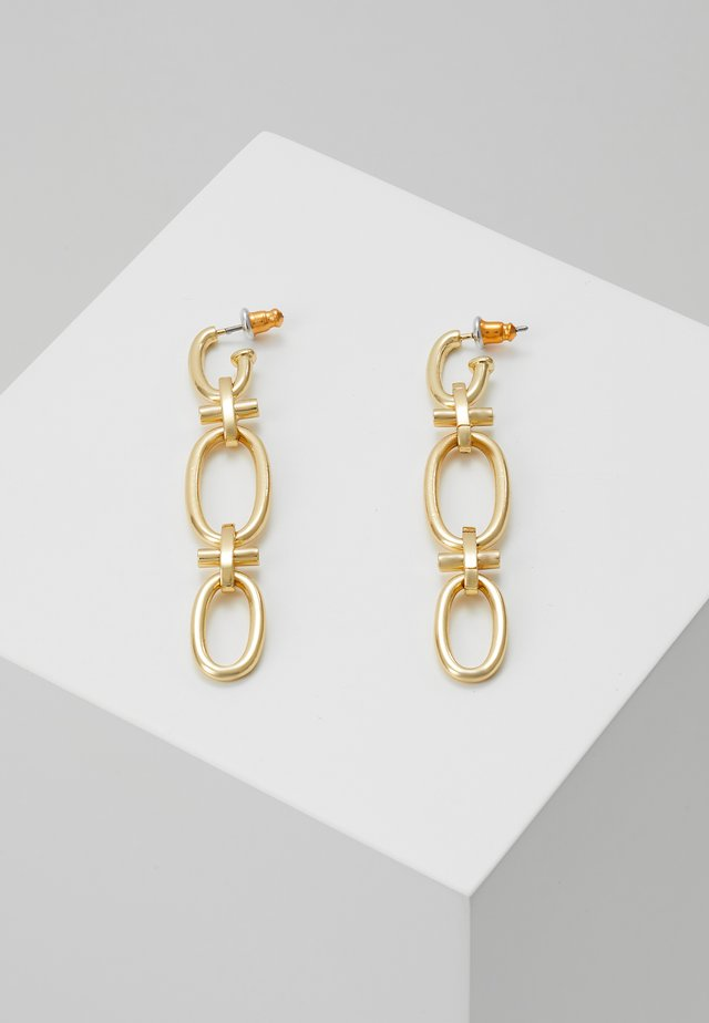 EARRINGS WISDOM - Pendientes - gold-coloured
