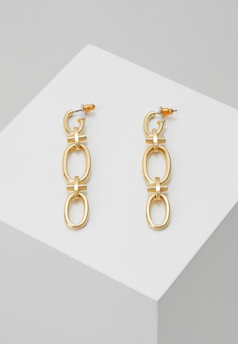Pilgrim - EARRINGS WISDOM - Earrings - gold-coloured