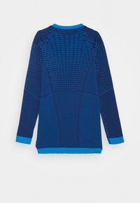 ODLO - CREW NECK PERFORMANCE WARM UNISEX - Undershirt - estate blue/directoire blue - 1
