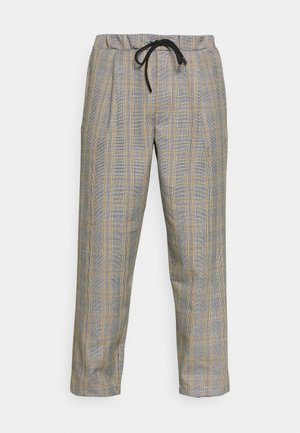 BAGGY CARPENTER TROUSERS - Trousers - beige