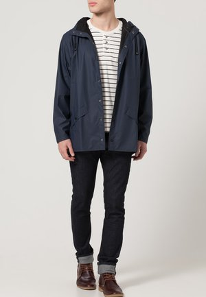 UNISEX JACKET - Impermeable - blue