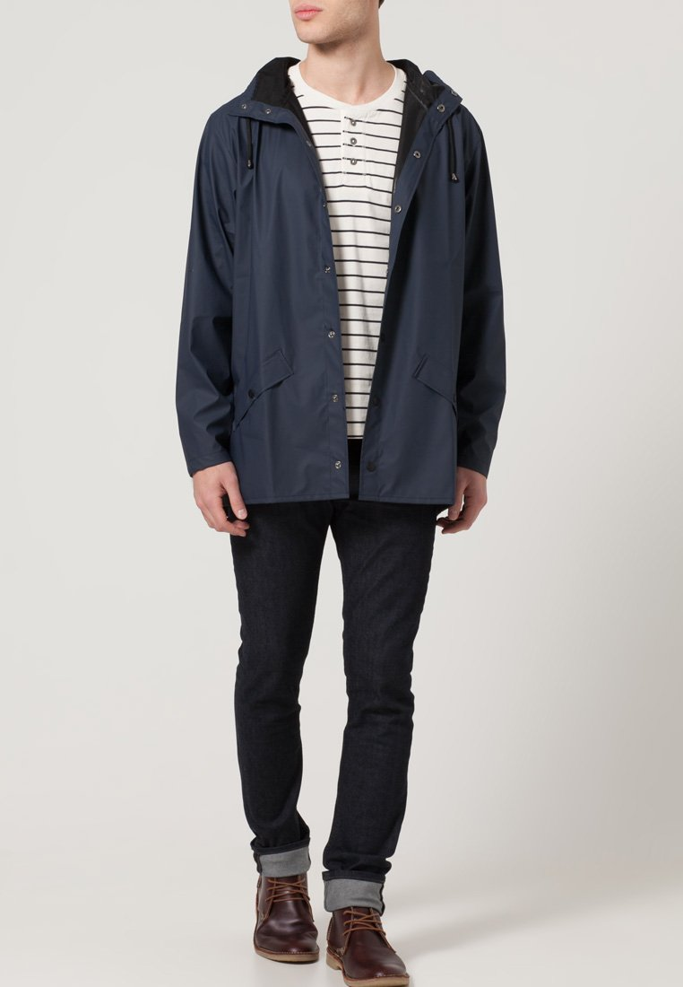 Rains - UNISEX JACKET - Impermeable - blue