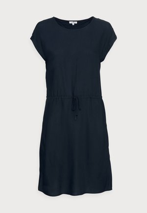 DRESS CASUAL WITH POCKETS - Day dress - sky captain blue