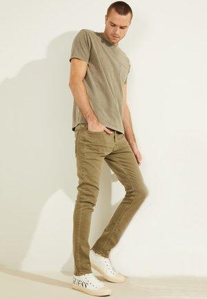 BORSTZAK - T-shirt basic - grün
