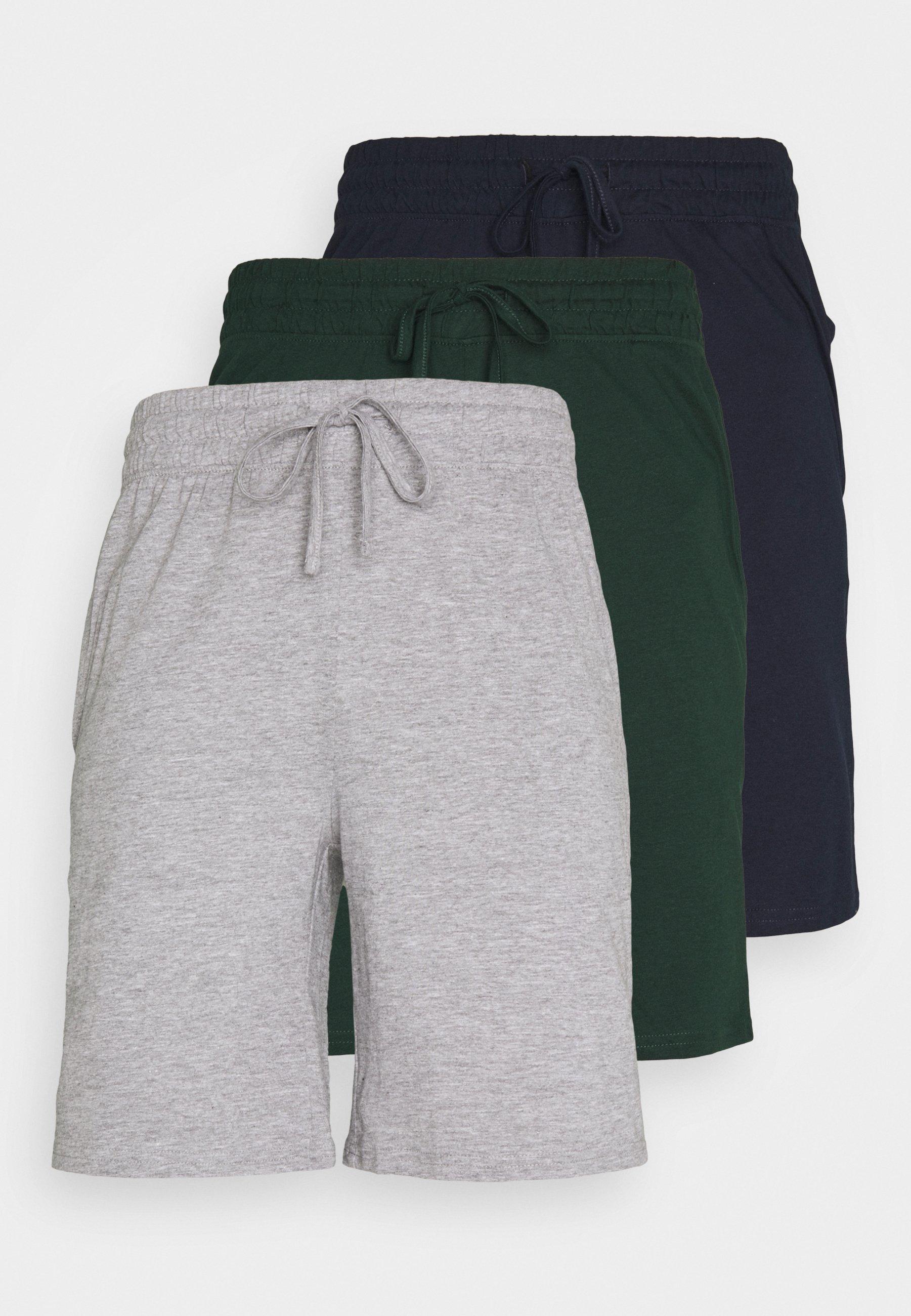 Homme 3 PACK - Bas de pyjama