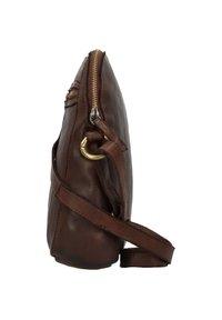 Harold's - SUBMARINE  - Across body bag - braun - 3
