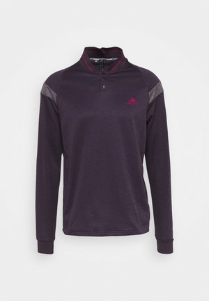 WARMTH 1/4 ZIP - Bluza - noble purple