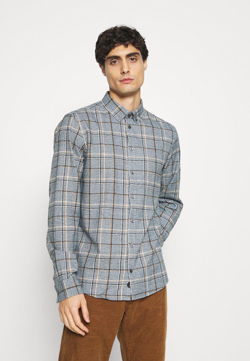 Casual Friday - ANTON  - Shirt - grey
