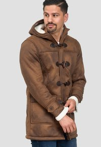 INDICODE JEANS - Winter coat - brown sugar - 5