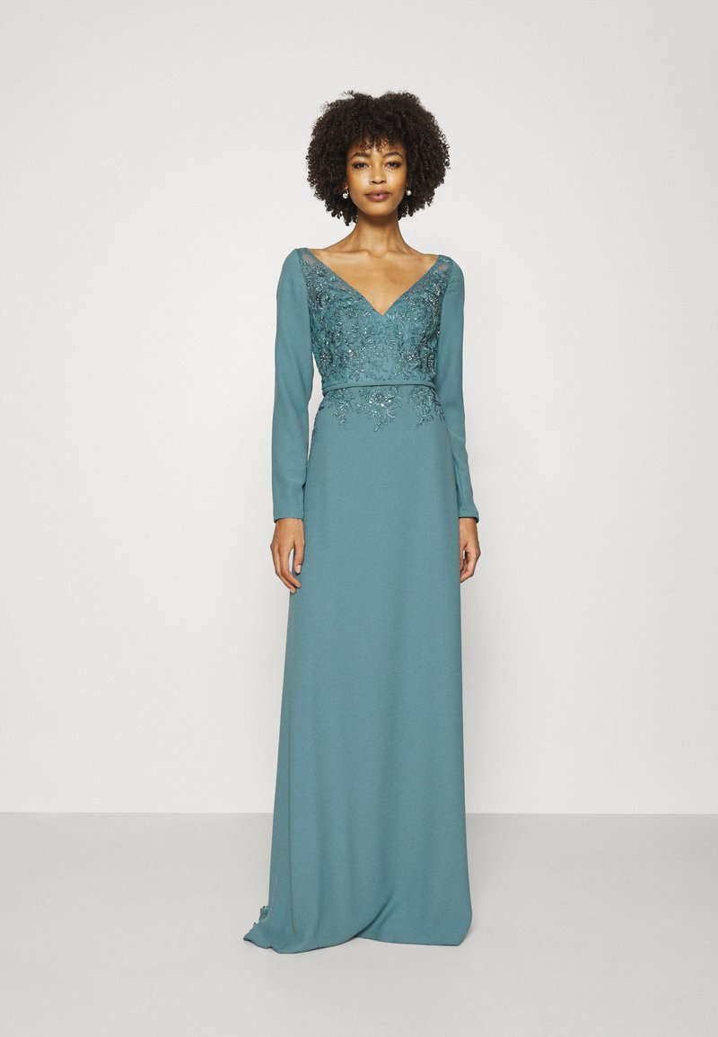 Pronovias - JANSI - Vestido de fiesta - artic blue