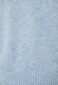 Vila - VIRIL  - Cardigan - ashley blue melange - 2
