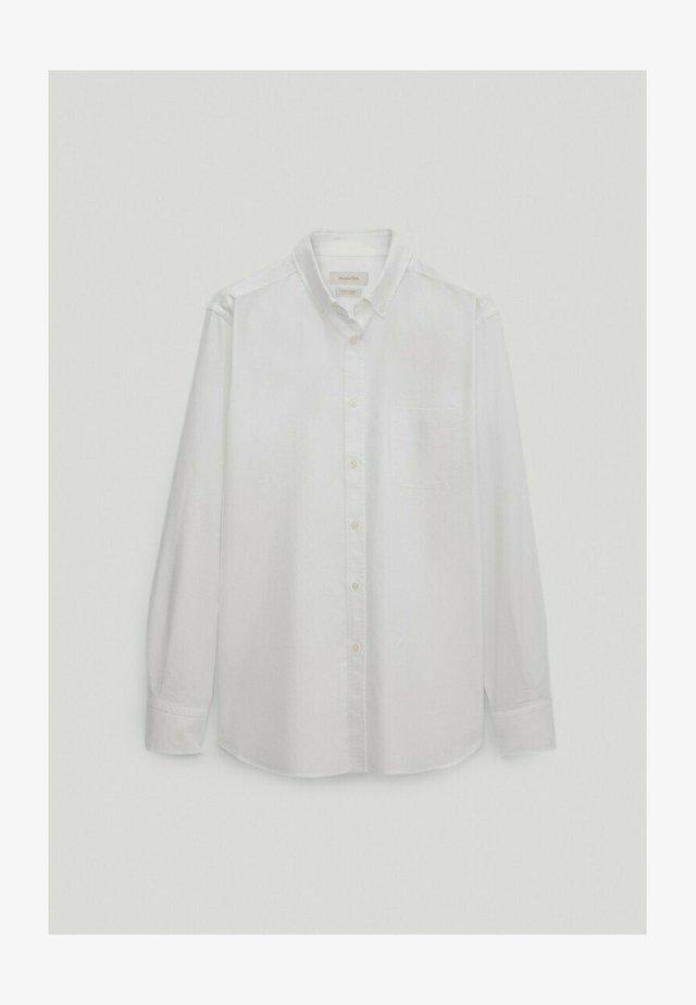 REGULAR-FIT - Koszula biznesowa - white