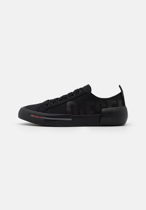 DESE S-DESE LOW CUT SNEAKERS - Trainers - black