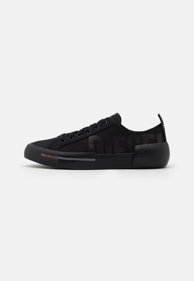 DESE S-DESE LOW CUT SNEAKERS - Tenisky - black