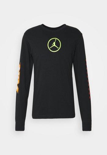 CREW - Långärmad tröja - black