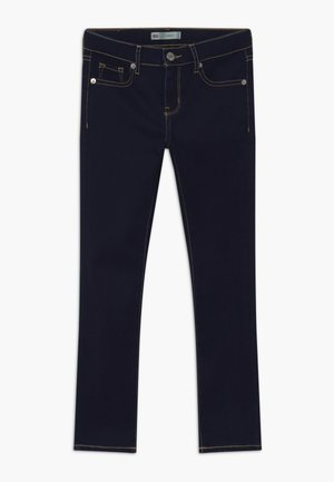 711 SKINNY FIT - Skinny džíny - dark-blue denim