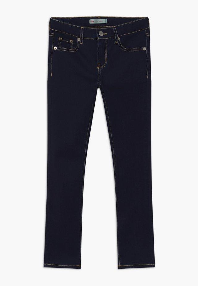 711 SKINNY FIT - Jeans Skinny - dark-blue denim