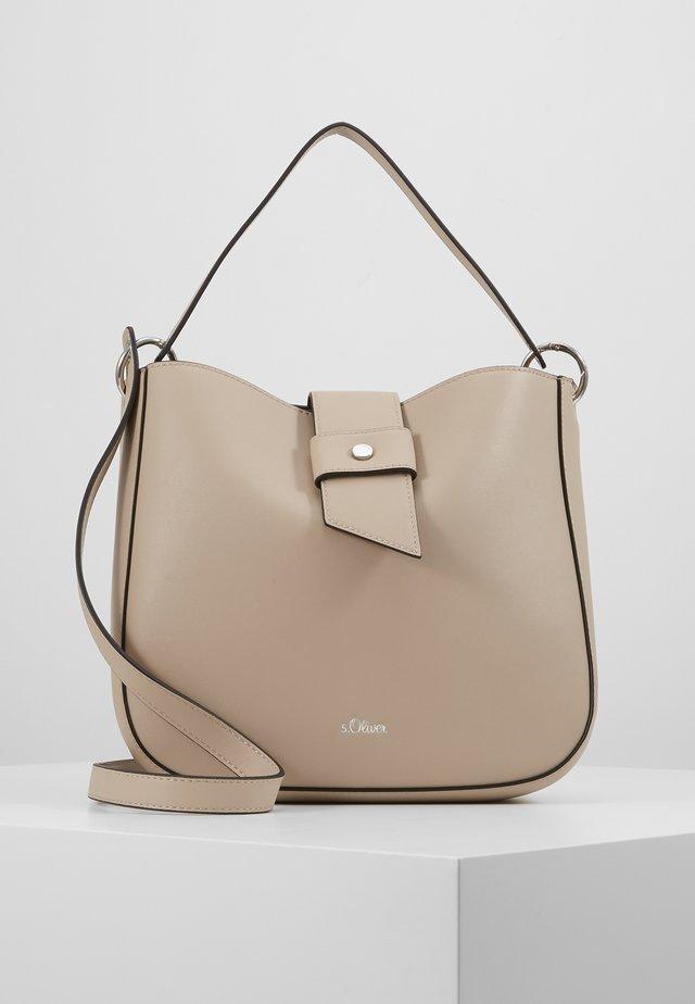 TASCHE - Across body bag - camel