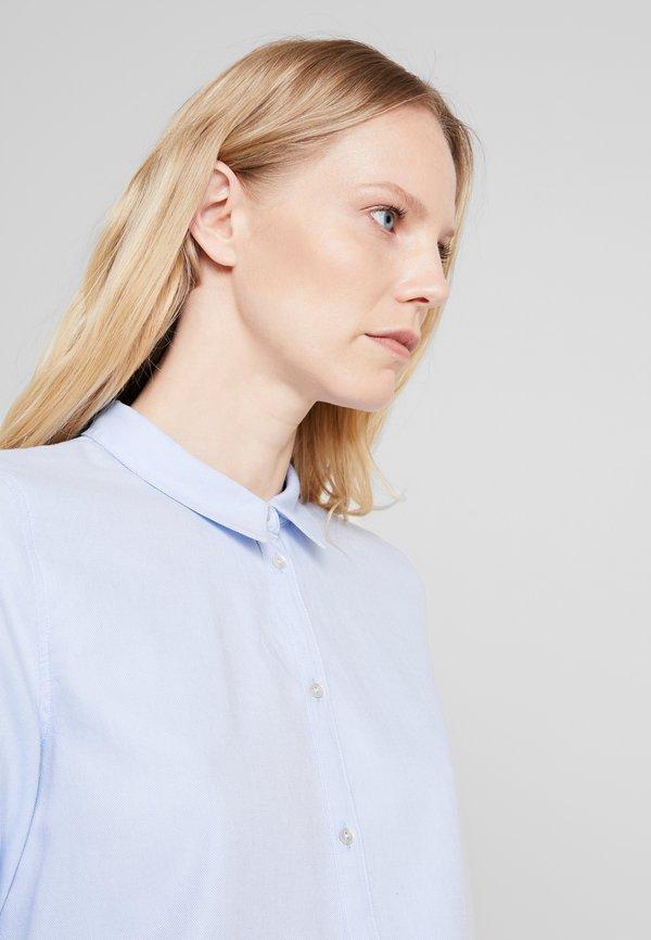 Esprit SOFT OXFORD - Koszula - light blue/jasnoniebieski MXLW