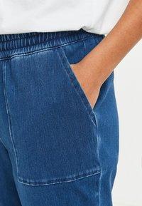 Next - Trousers - blue denim - 3