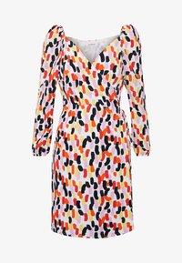 Glamorous - OFF SHOULDER WRAP DRESS - Kjole - brush - 3