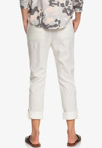 Roxy - ON THE SEASHORE  - Trousers - snow white - 1