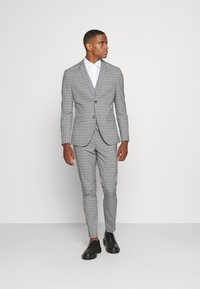 Isaac Dewhirst - THE FASHION SUIT PIECE CHECK - Completo - grey - 0