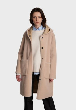 ANGELIQUE REVERSIBLE - Classic coat - beige