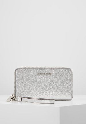 Wallet - silver-coloured
