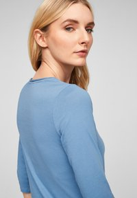 s.Oliver - Long sleeved top - light blue - 3