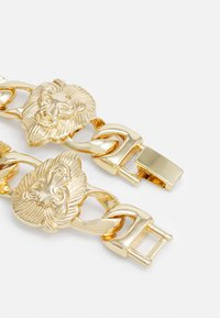 Urban Classics - LION BRACELET UNISEX - Armbånd - gold-coloured - 1