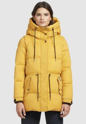 LEVIANI - Winter coat - gelb