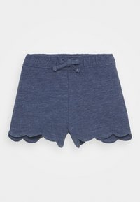 GAP - TODDLER GIRL SCALLOP - Shorts - blue heather - 0