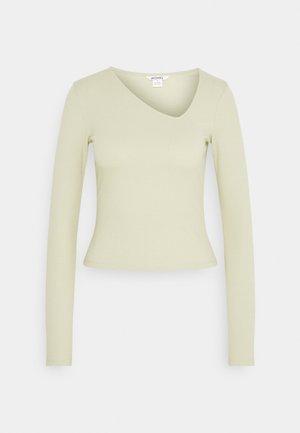 DAISY  - Long sleeved top - green