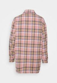 ONLY - ONLELLENE VALDA CHACKET - Summer jacket - rose smoke/pink/purple - 6