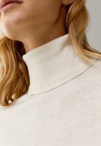 Massimo Dutti - Sweatshirt - beige - 4