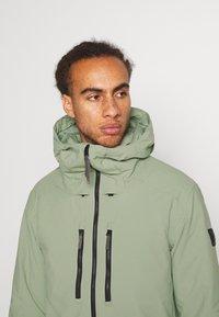 O'Neill - TEXTURE JACKET - Snowboard jacket - light green - 3