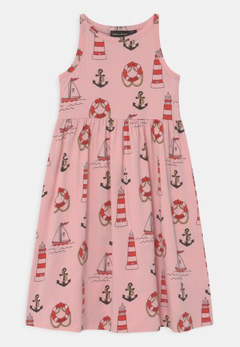 LIGHTHOUSE  - Jersey dress - pink