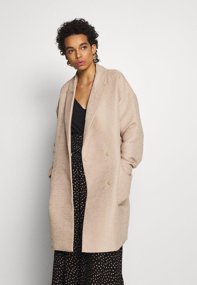 COAT REESE - Classic coat - beige