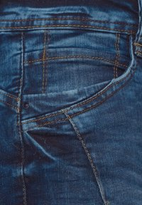 Cecil - AUTHENTIC DENIM - Slim fit jeans - blau - 4