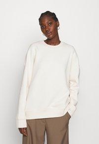 ARKET - Sweatshirt - offwhite - 0