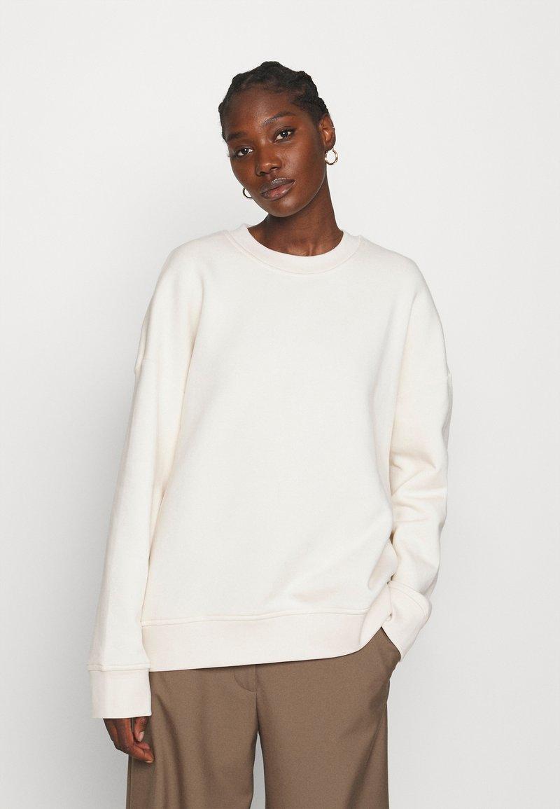 ARKET - Sweatshirt - offwhite