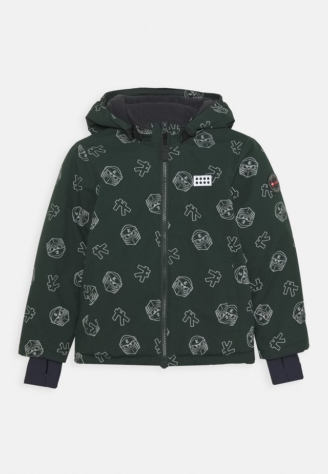 JOSHUA JACKET - Winterjas - dark green