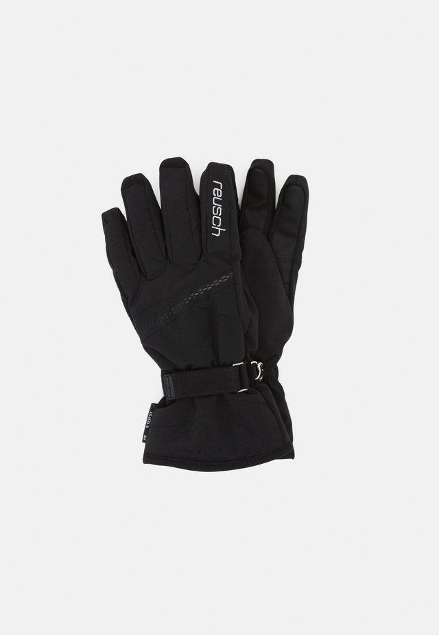 HANNAH R-TEX® XT - Rukavice - black/silver