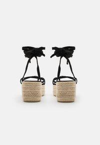 BEBO - LINDSEY - T-bar sandals - black - 3